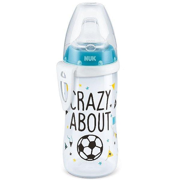 Copo Infantil Active Cup  - Crazy About Ball - NUK