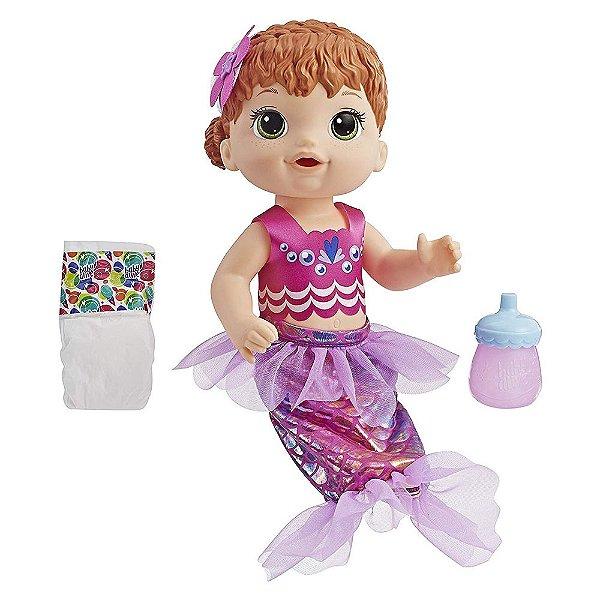 Baby Alive Linda Sereia - Hasbro