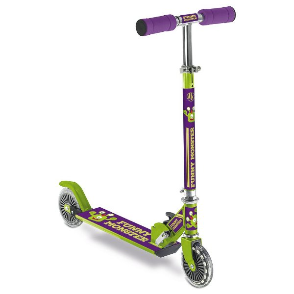 Patinete Radical - Funny Monster - DTC