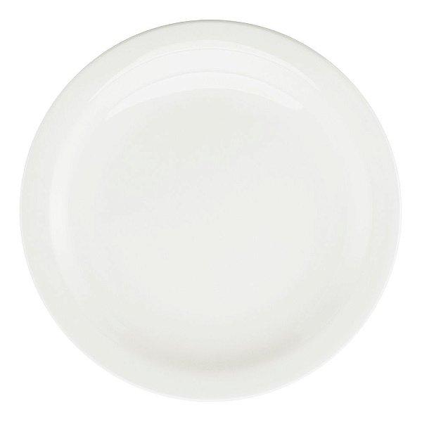 Prato Raso White 26cm - Oxford