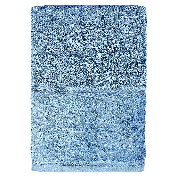 Toalha de Banho Unique Anette - Azul Escuro 6272 - Santista