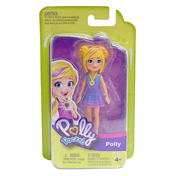 Polly Pocket  Adolescente - Polly - Mattel