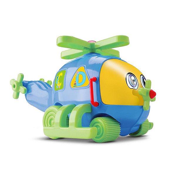 Helicóptero Jumbinho Baby Land - Cardoso