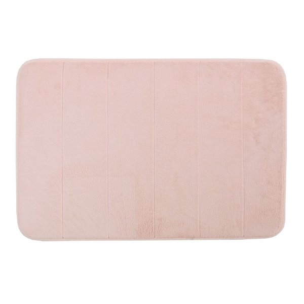Tapete Supersoft 40cm x 60cm - Rosa Claro - Camesa