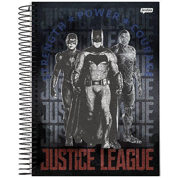 Caderno Liga da Justiça - Power - 1 Matéria - Jandaia