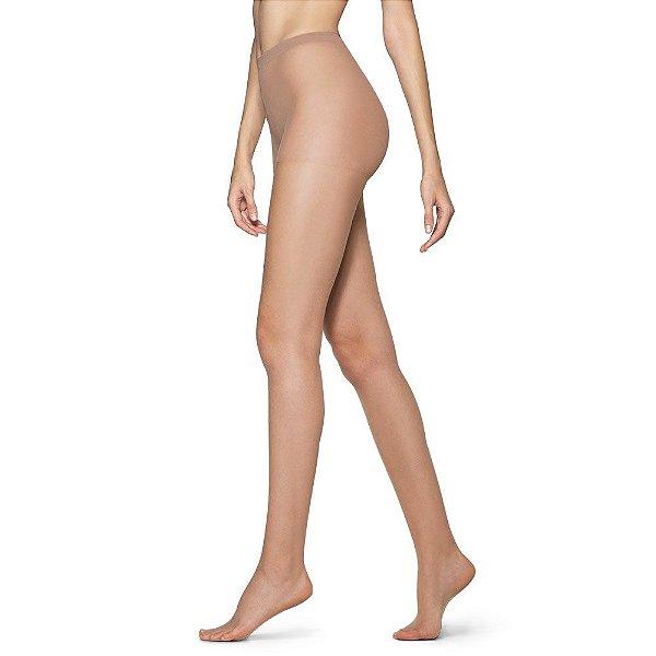 Meia Calça Fina Invisível Loba - Praline - Fio 7 - Lupo