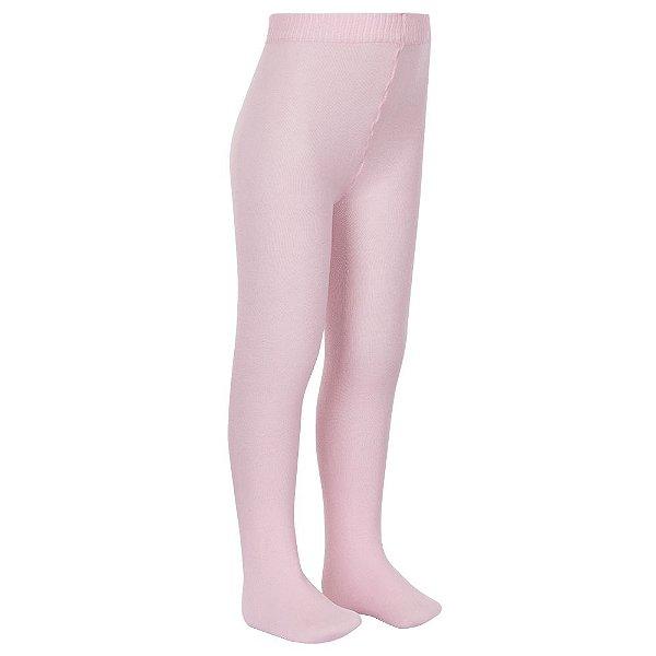 Meia-Calça Cotton Lobinha - Rosa Claro 5110 - Lupo