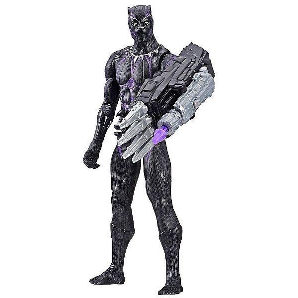 Boneco Pantera Negra - Titan Hero Power Fx - Marvel - Hasbro