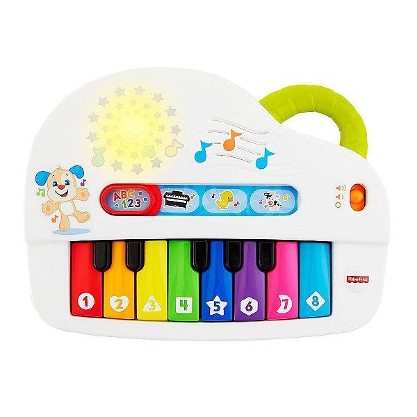 Piano Cachorrinho - Fisher-Price