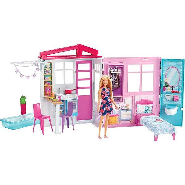 Casa Glamour da Barbie - Mattel
