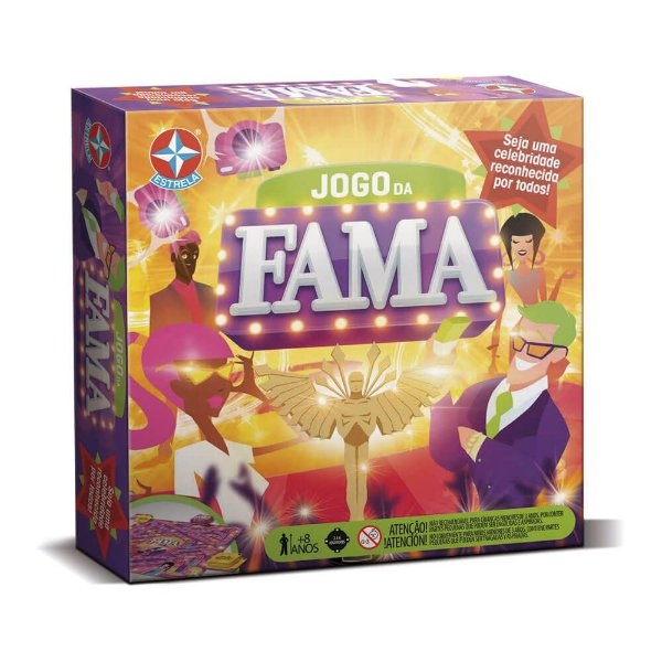 Jogo da Fama - Estrela