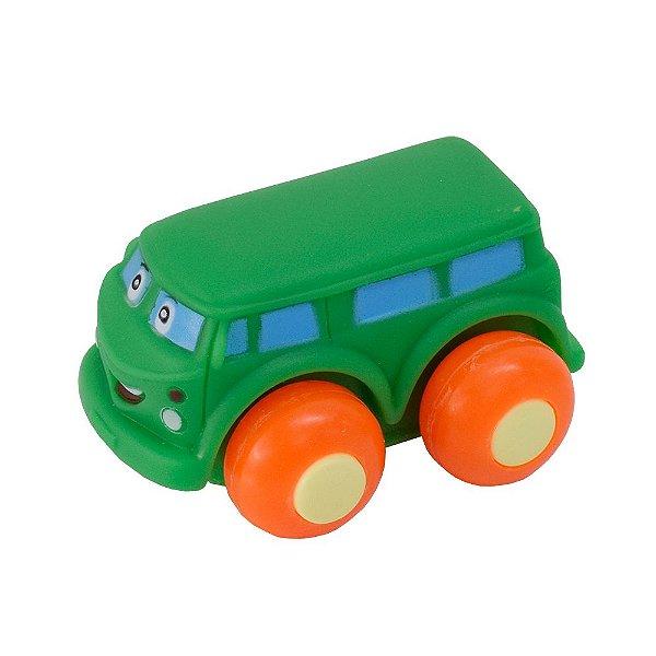 Veículo Soft Cars - Kombi - Divertoys