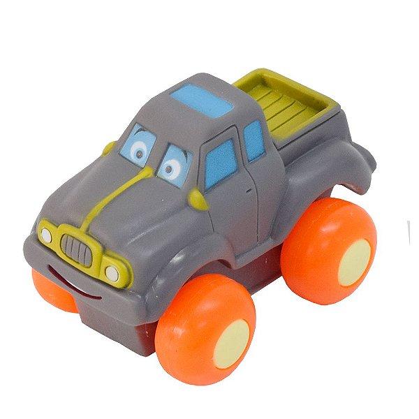 Veículo Soft Cars - Caminhonete - Divertoys