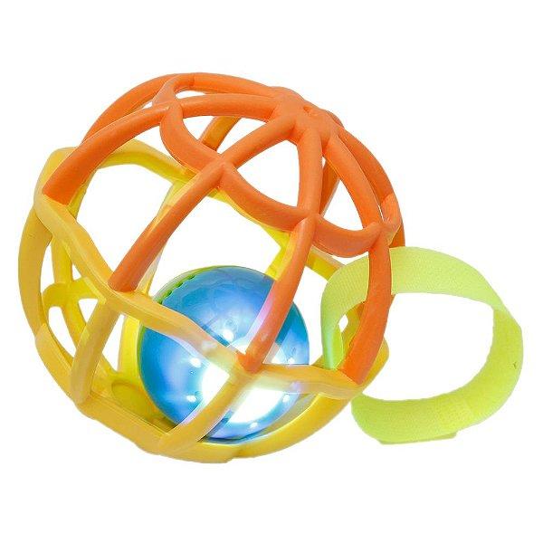 Baby Ball Laranja e Amarelo - Buba