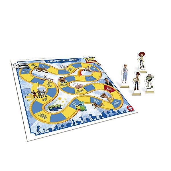 Jogo Toy Story 4 - Aventura no Parque - Estrela