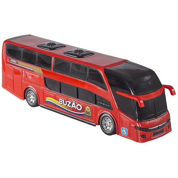 Ônibus Buzão - Vermelho - BS Toys