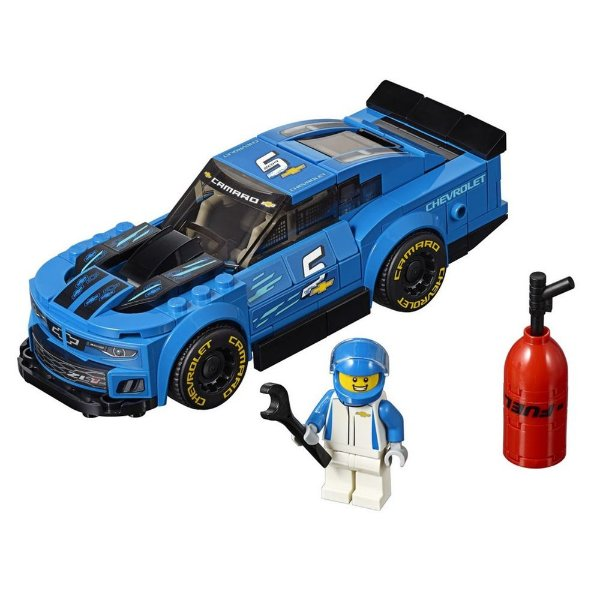 Lego Speed Champions - Chevrolet Camaro ZL1 - 198 Peças - Lego