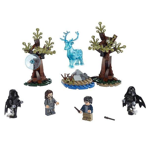 Lego Harry Potter - Expecto Patronum - 121 Peças - Lego
