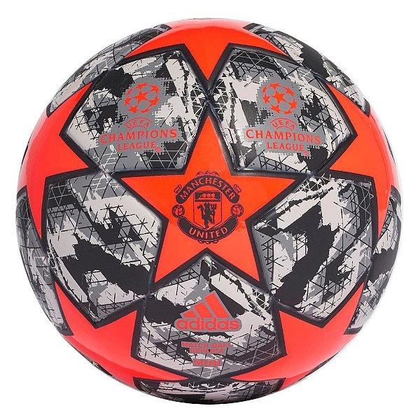 Bola Manchester United Capitano - Laranja - Adidas