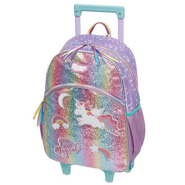 "Mochila de Carrinho 16"" Pack Me Rainbow - Pacific"