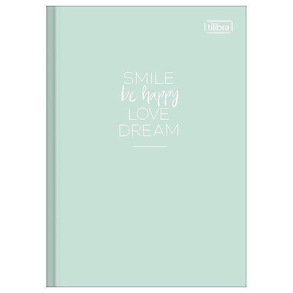 Caderno Brochura Happy Verde - Tilibra