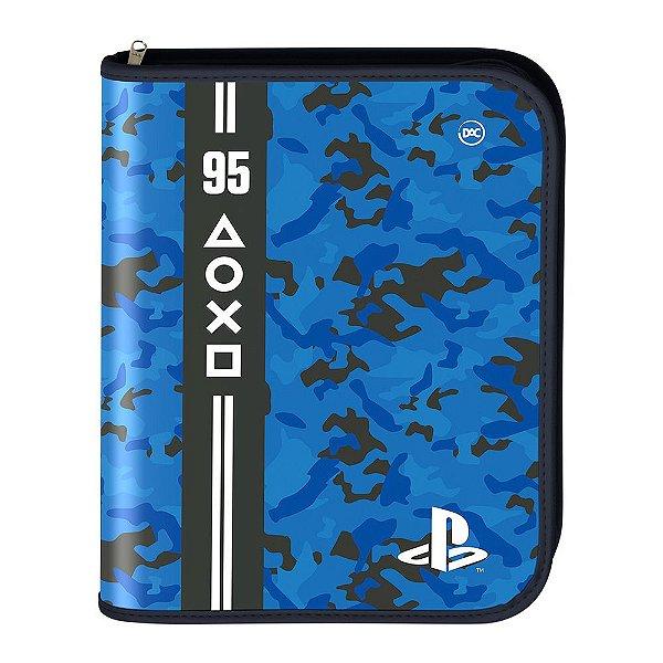 Fichário Playstation - 10 Matérias - DAC