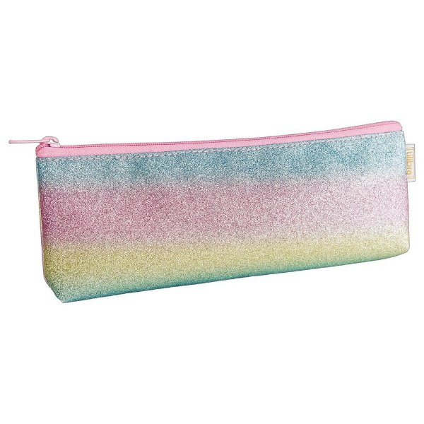 Estojo Académie Rainbow Glitter - Tilibra