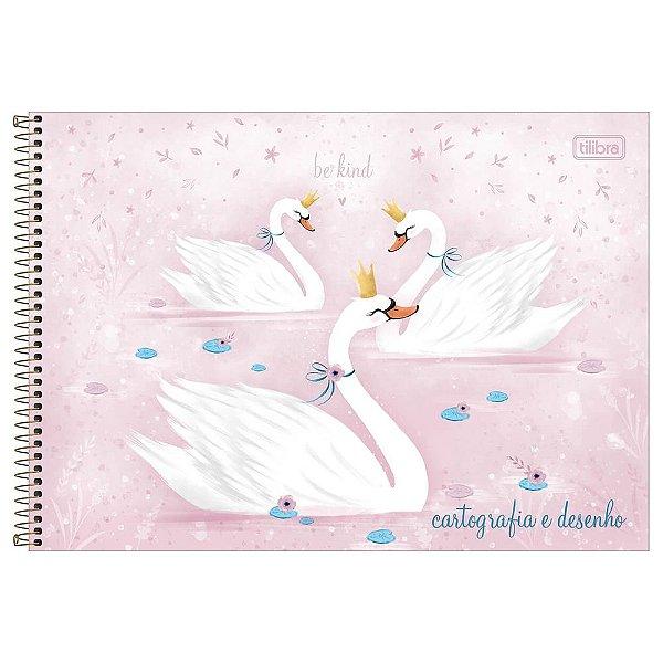 Caderno de Cartografia e Desenho Royal - Be Kind - Tilibra