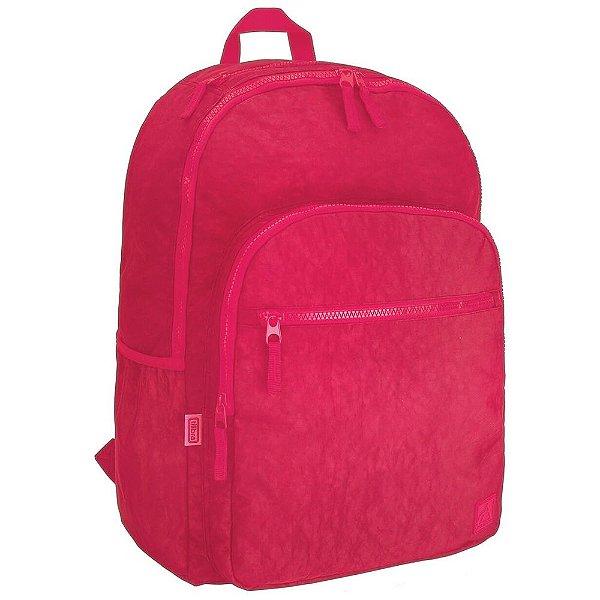 Mochila de Costas Plus Académie Pink - Tilibra