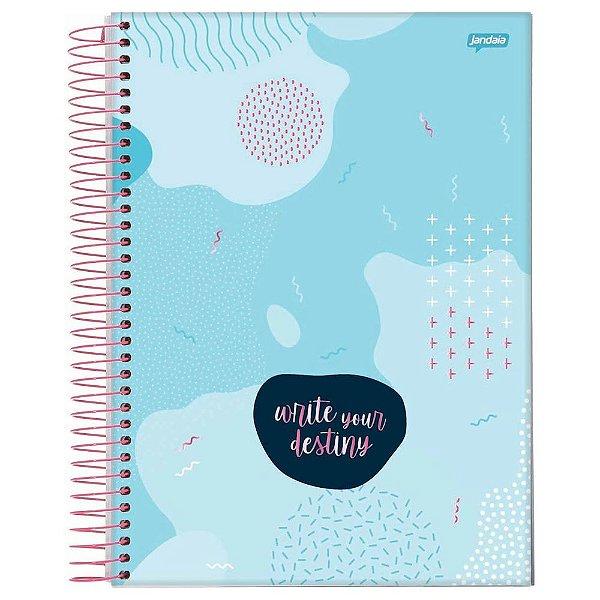 Caderno Petit de La Creme - Your Destiny - 200 folhas - Jandaia