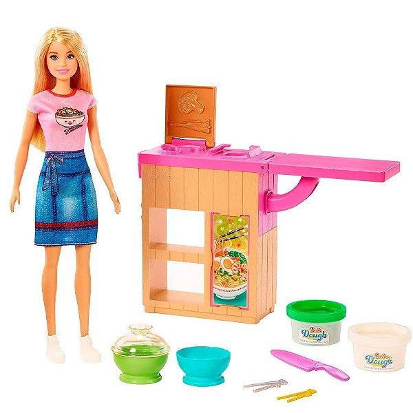 Barbie Máquina de Macarrão - Mattel
