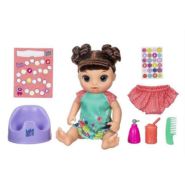 Boneca Baby Alive - Primeiro Peniquinho - Hasbro
