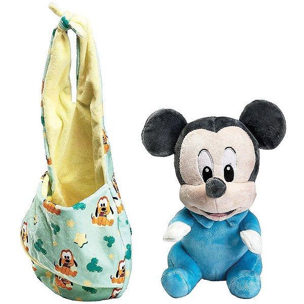 Pelúcia Mickey Baby - Fun