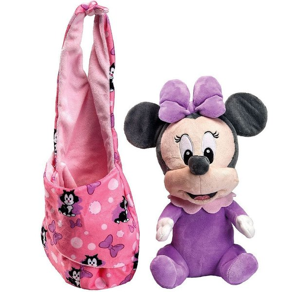Pelúcia Minnie Baby - Fun