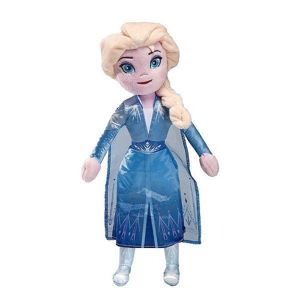 Pelúcia Elsa Frozen II - Fun