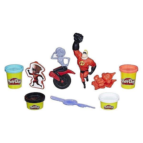Play-Doh Os Incríveis 2 - Ferramentas Incríveis - Hasbro