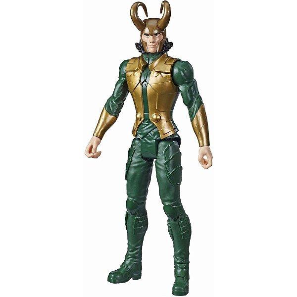 Boneco Loki - Titan Hero Series - Hasbro