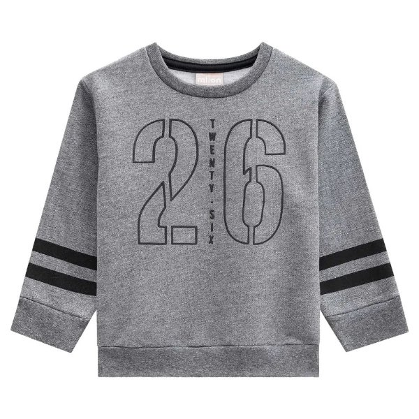 Blusa Moleton Twenty Six - Milon