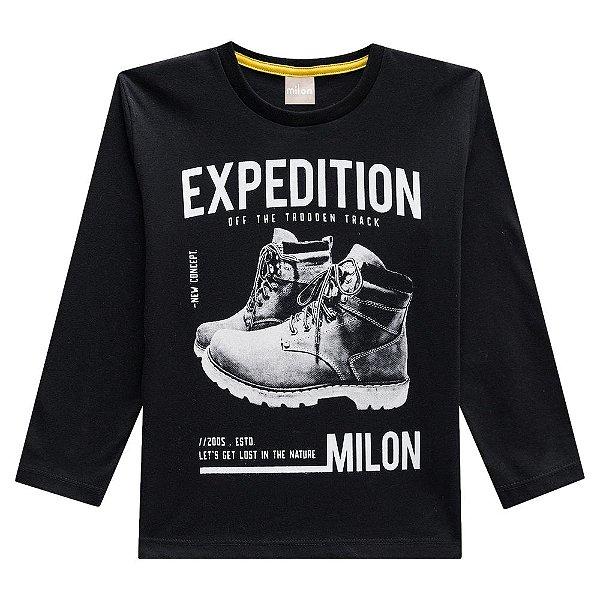 Camiseta Masculina Expedition - Milon