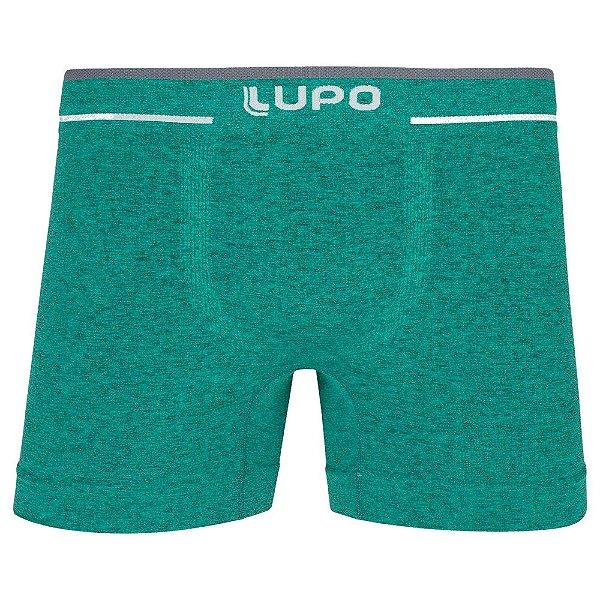 Cueca Boxer Microfibra - Verde - Lupo