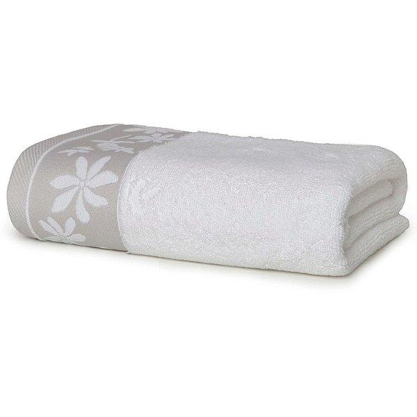 Toalha de Banho Maria Le Bain - Branca 0001 -  Artex