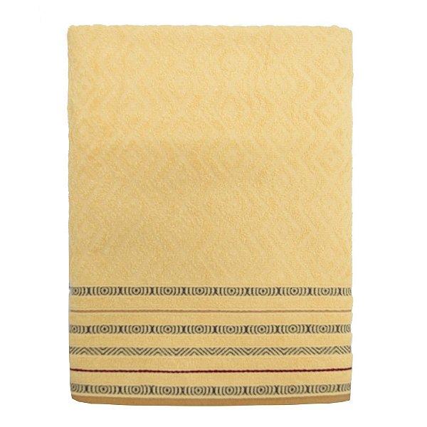 Toalha de Banho Maia - Amarelo - Karsten