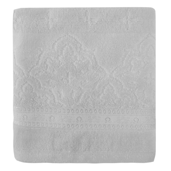 Toalhas de Rosto Le Bain Madras - Branco 0001 - Artex