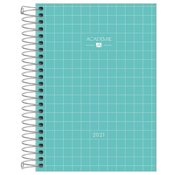Agenda Académie 2021 - Verde - Tilibra