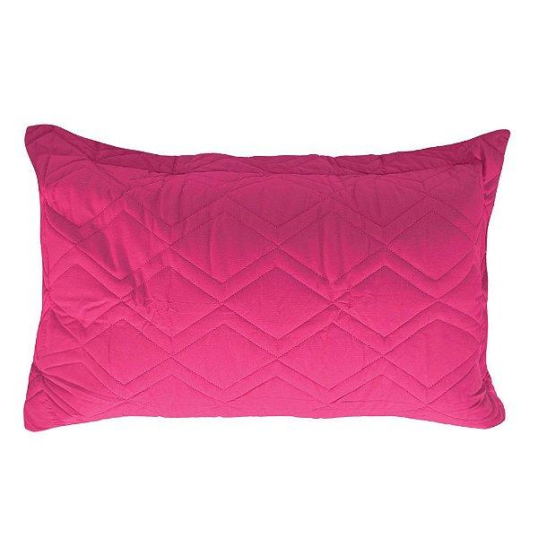 Porta Travesseiro Innovi - Pink - Kacyumara