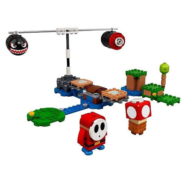 Lego Super Mario - Bombardeio de Bill Balaços - Pacote de Expansão - Lego