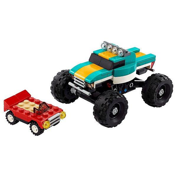Lego Creator 3 em 1 - Caminhão Gigante - Lego