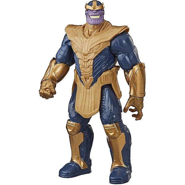 Thanos Deluxe Blast Gear Titan Hero Series - Hasbro