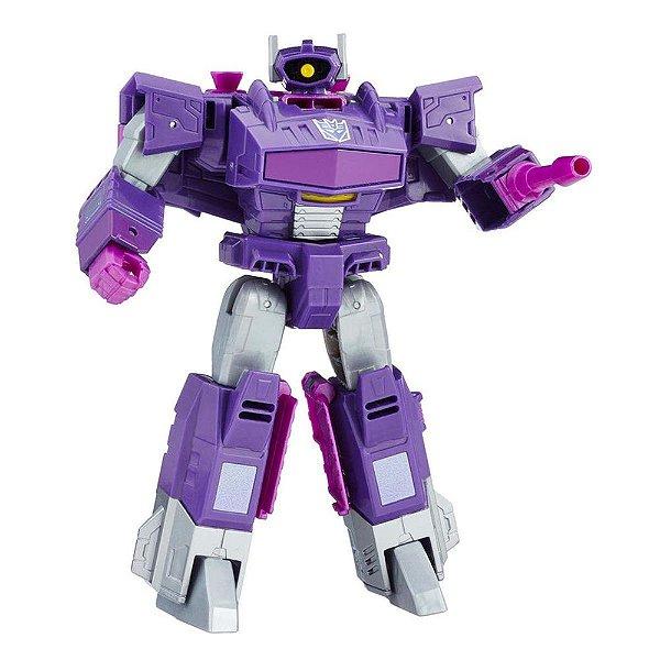 Boneco Shockwave Transformers Generations - Hasbro