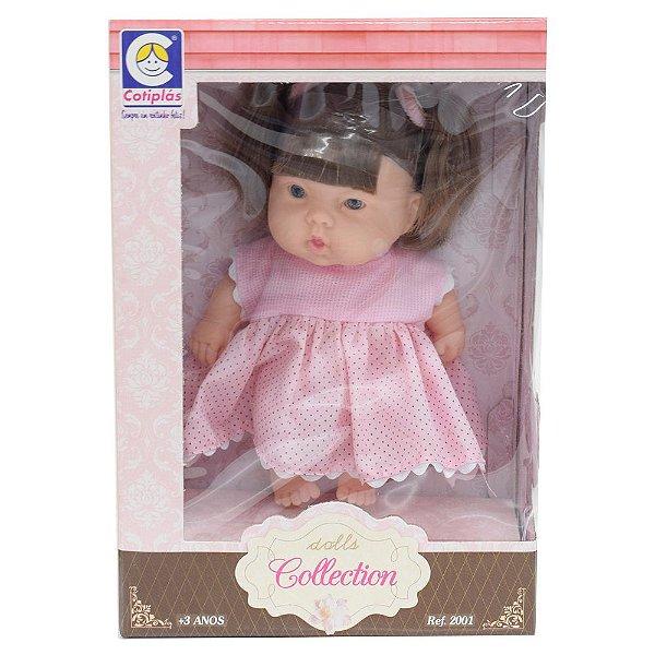 Boneca Dolls Collection - Frida - Cotiplás